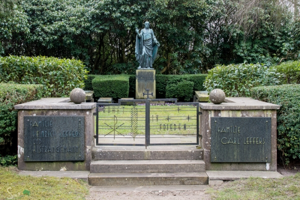 Kath. Friedhof, Oldenburger Landstraße 2018