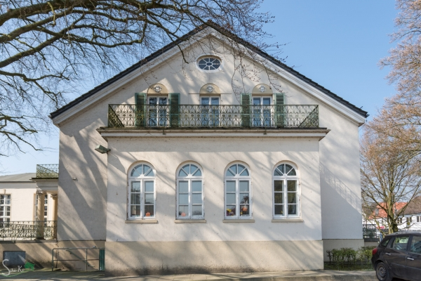 ehemaliger Wintergarten 2019